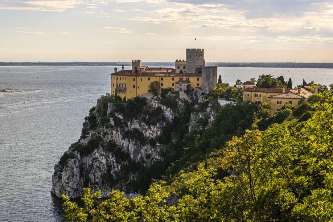 Il Castello di Duino (Friuli Venezia Giulia)