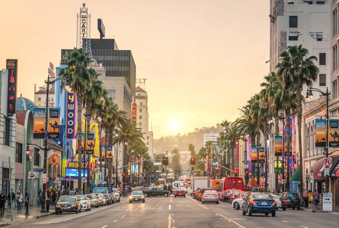 5° Sunset Boulevard, Los Angeles (USA)