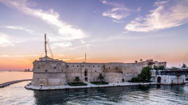 Taranto mare e spiagge