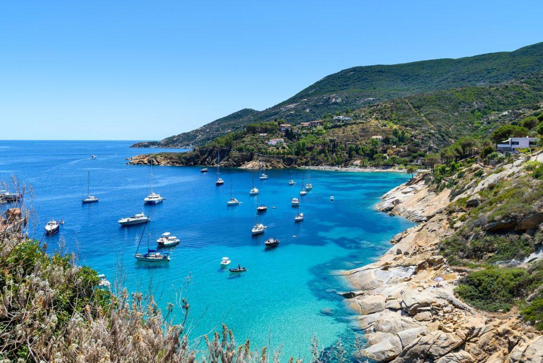 9. Costa d'Argento e isola del Giglio (Gr)
