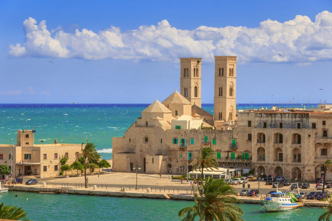 Da Trani a Molfetta (Puglia)