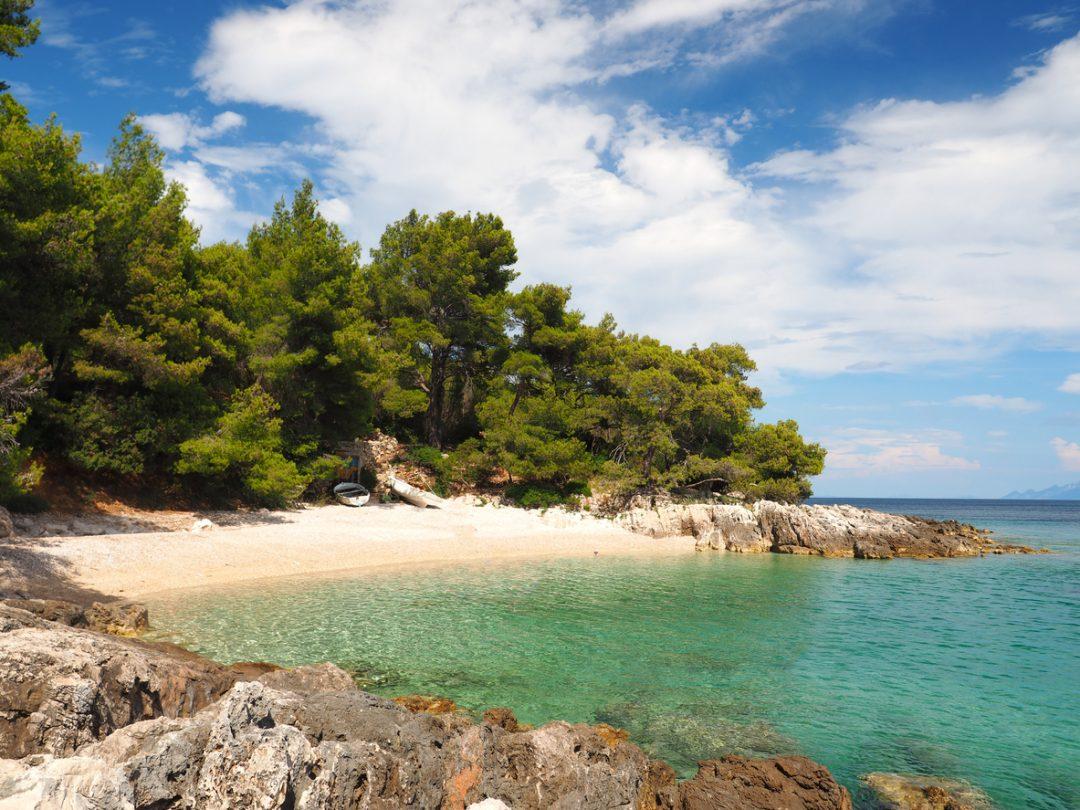 spiagge Croazia Murvica, Brac