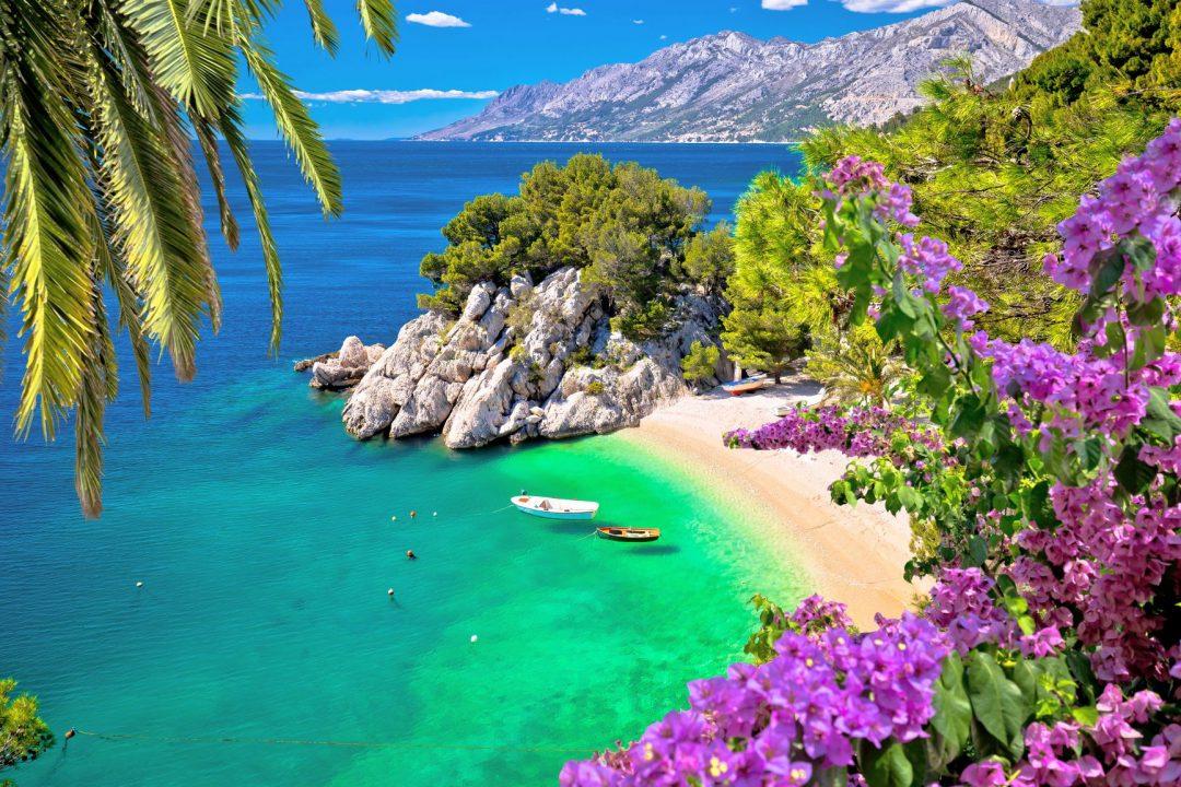 Punta RataRiviera di Makarska, Dalmazia