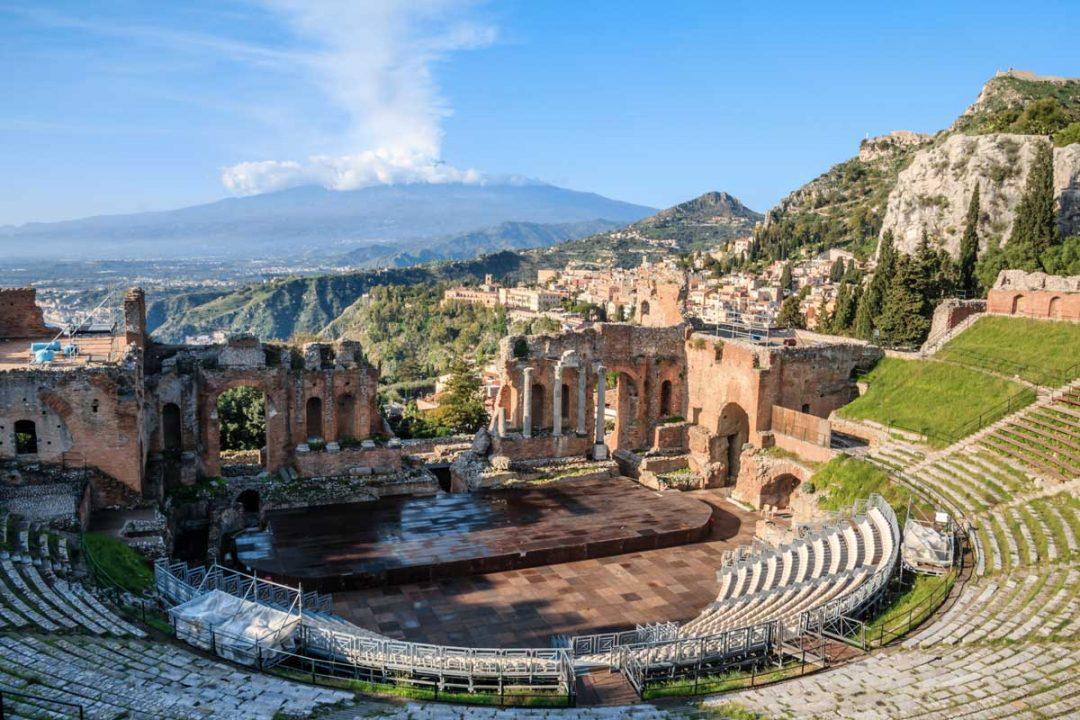 La Taormina antica