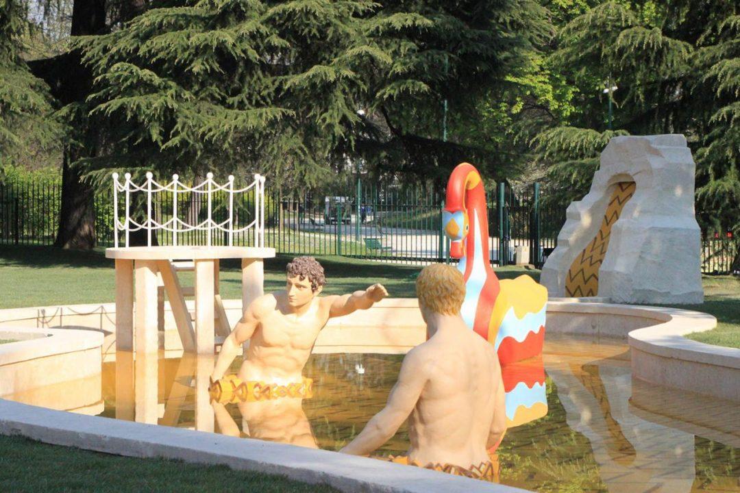 Bagni Misteriosi Triennale Milano