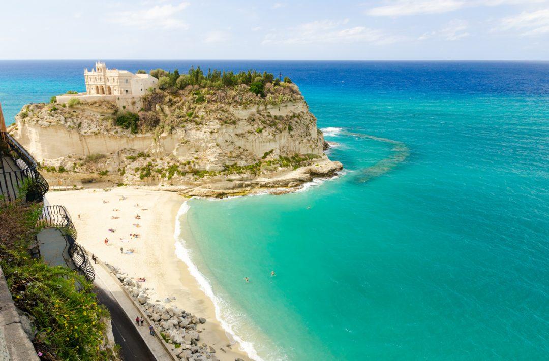 weekend al mare in Italia Tropea