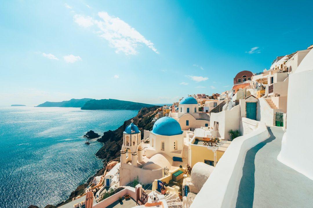 Regole per l'ingresso in Grecia