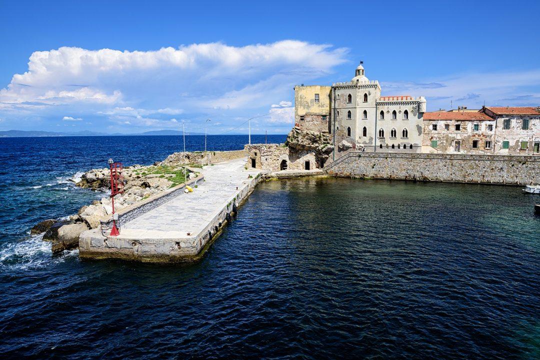 Isola di Pianosa (Livorno)