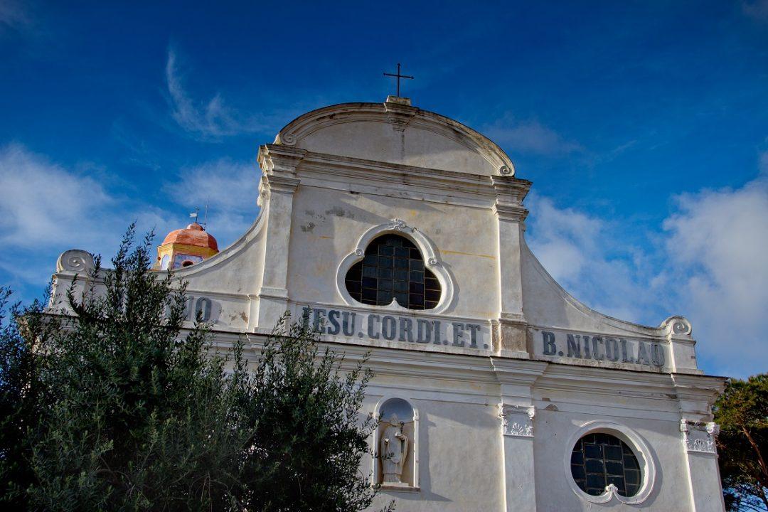 Chiesa di san Nicola, Isola di Capraia (Livorno)