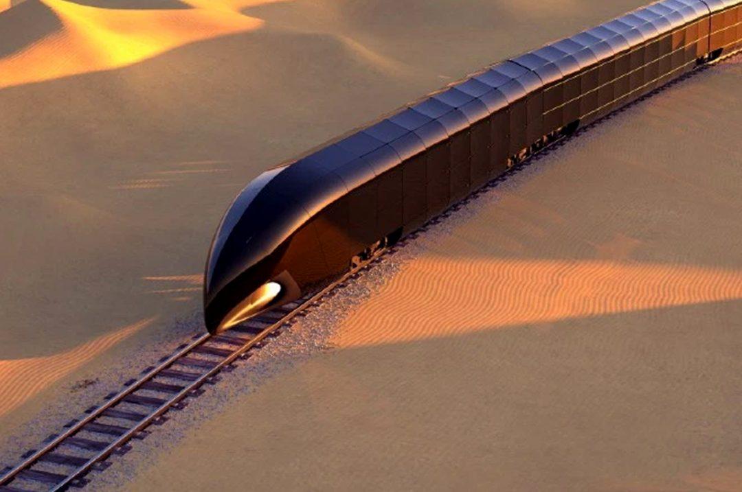 G Train: il treno a cinque stelle per un unico proprietario