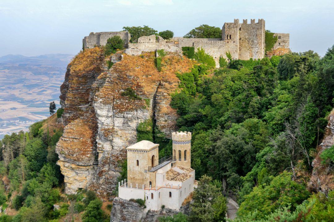 Castello di Venere, Erice, Sicilia