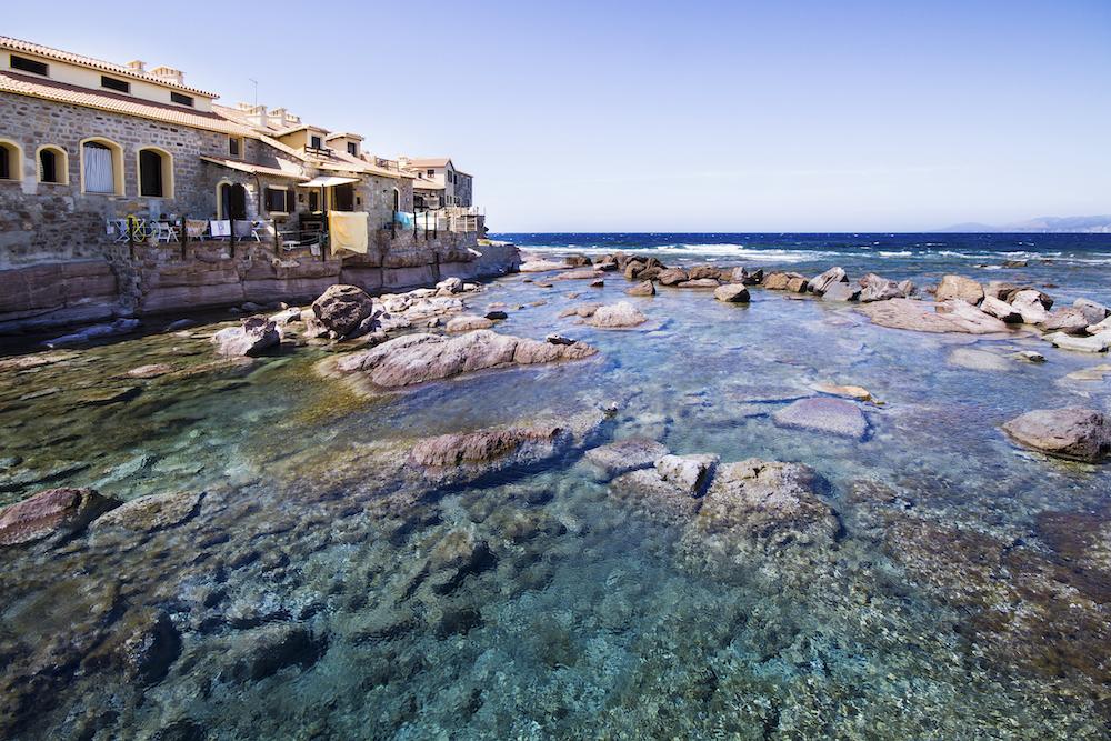 Isola Piana, Carloforte, Sardegna