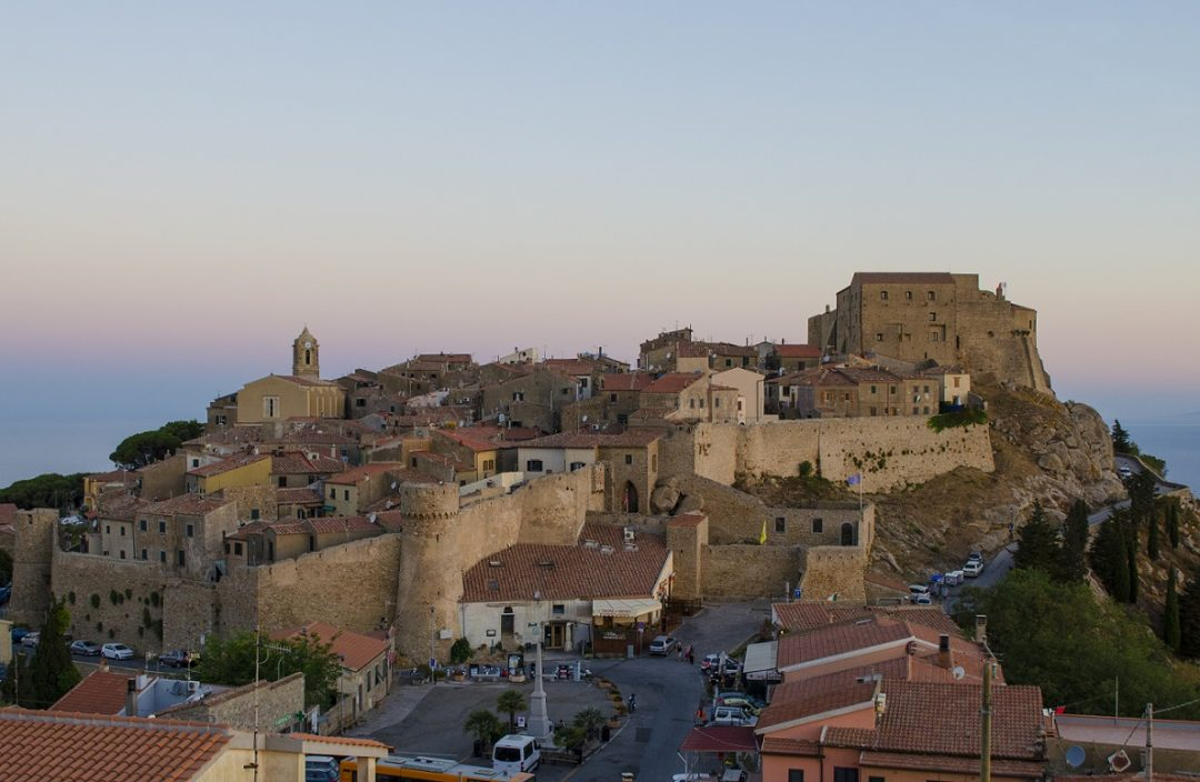 Giglio Castello, Isola del Giglio (Grosseto)