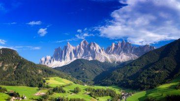 Le valli alpine più belle d'Italia