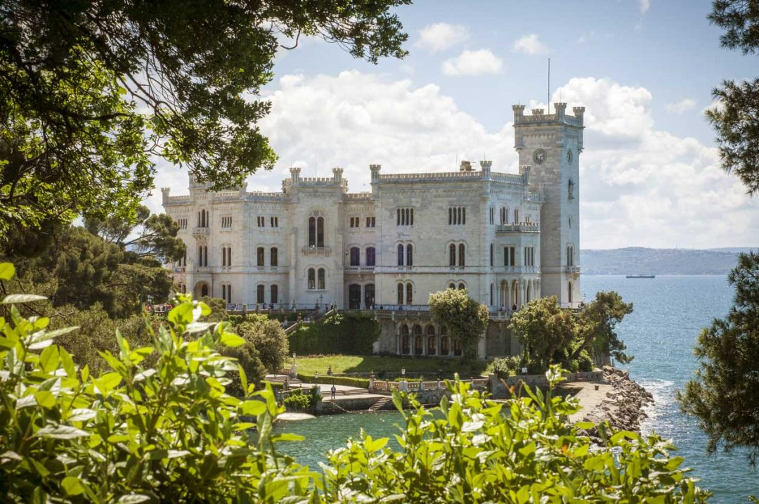 Dal golfo di Trieste alla laguna di Grado fino a Udine