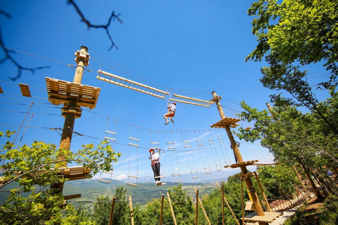 Adventure Park Peja, Peja, Kosovo