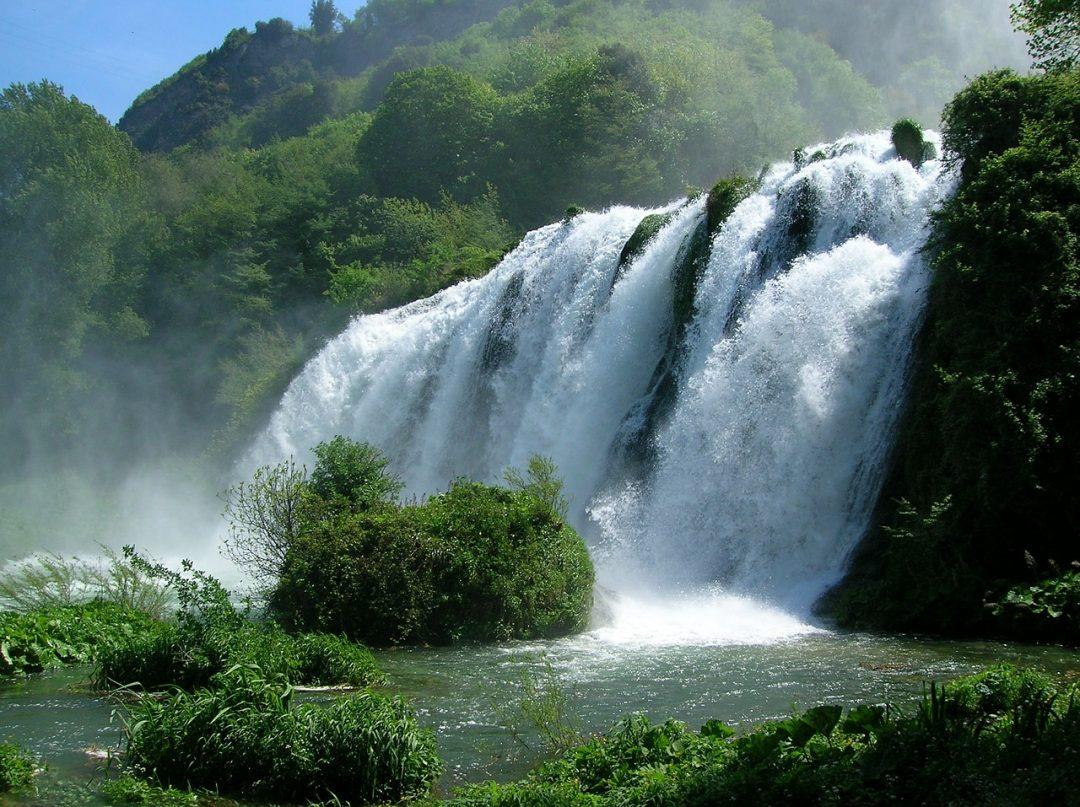 Cascate delle Marmore, Umbria, Italia