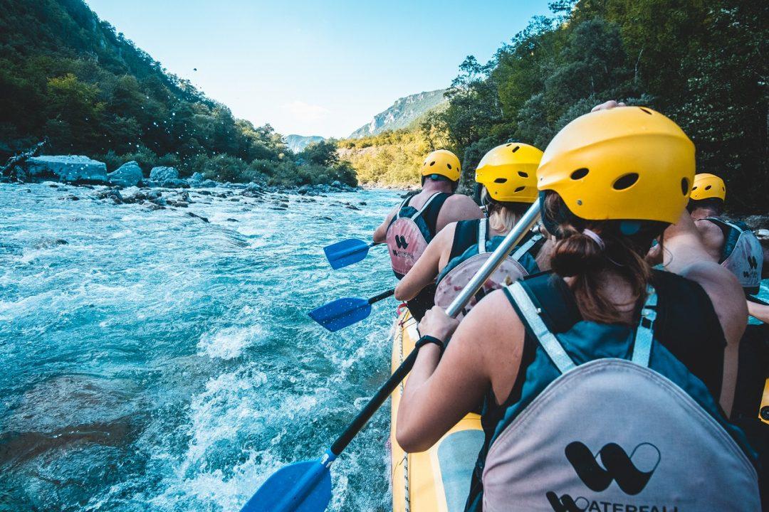 Vacanze attive in Europa: 15 località dove praticare il rafting