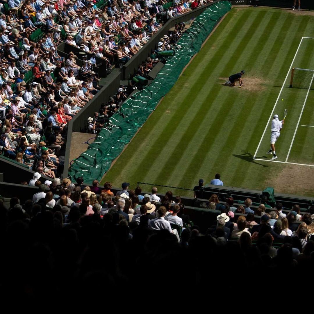 Il campi da tennis più scenografici
