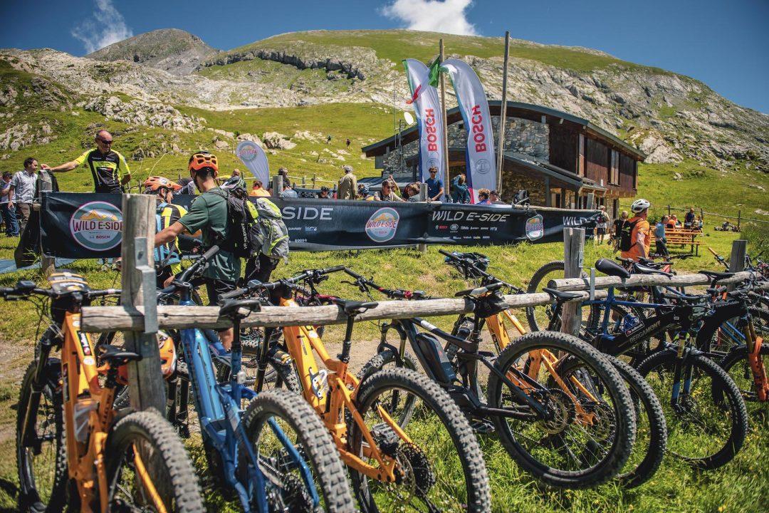 Alta Via del Sale: la scelta della e-bike migliore