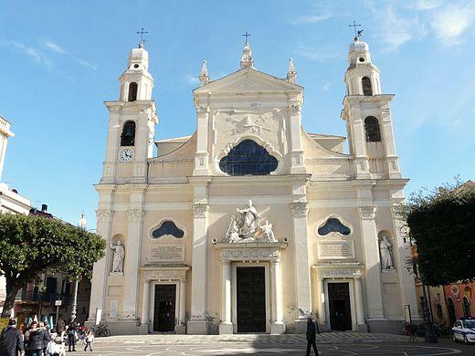 Basilica di San Nicolò (Pietra Ligure, Savona)