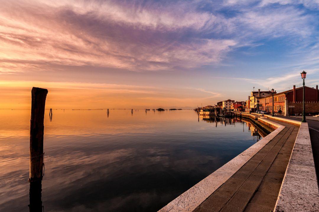 Ciclovia delle isole di Venezia
