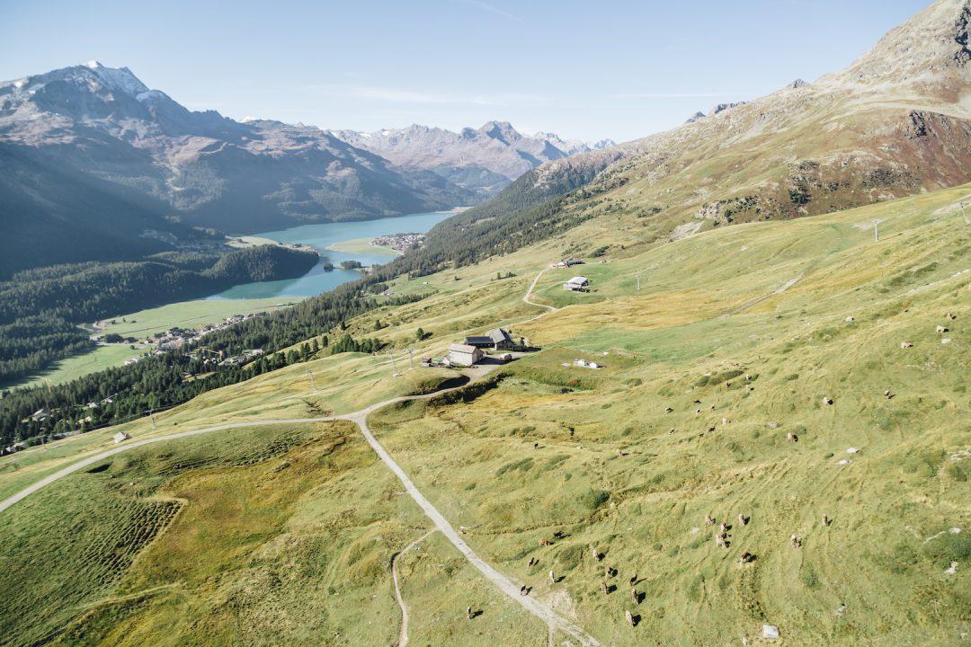 Su su e poi di nuovo giù: le escursioni, centinaia di chilometri di possibilità