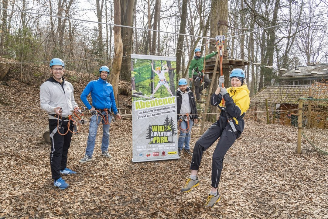 Wiki Adventure Park, Graz, Austria