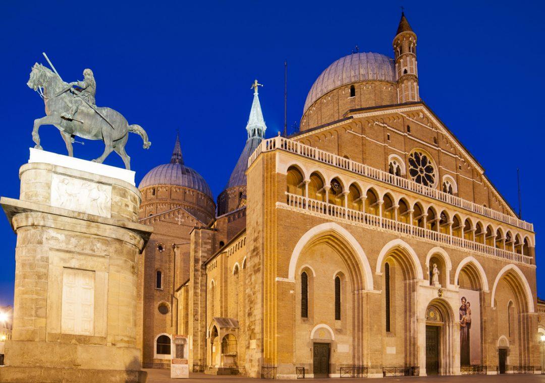 La città di Sant'Antonio (Padova)