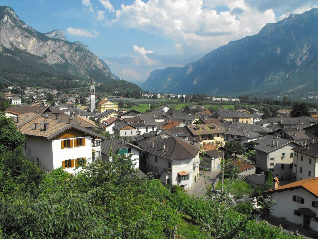 Sulle tracce di Vittorio Micheli (Scurelle, Trento)