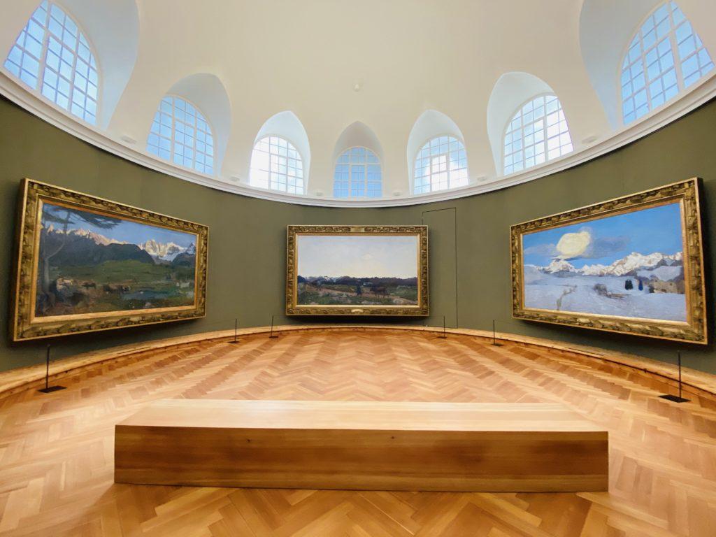 Un pomeriggio al museo: Segantini, il trentino diventato svizzero