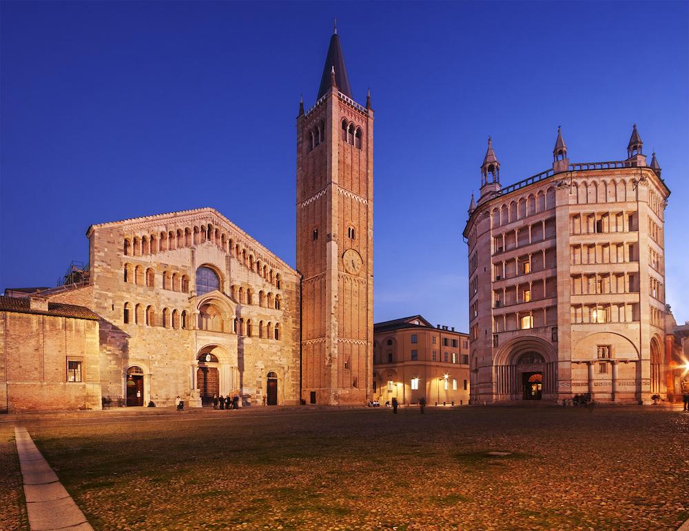 Alla scoperta delle meraviglie di Parma