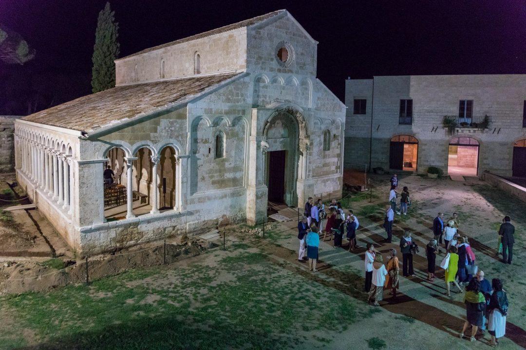 Beni FAI Abbazia d S. Maria di Cerrate Lecce