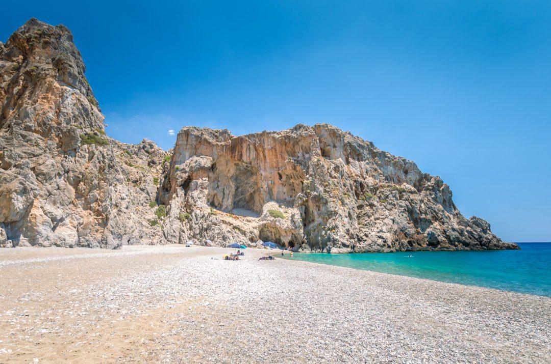 spiagge Creta Agiofarago