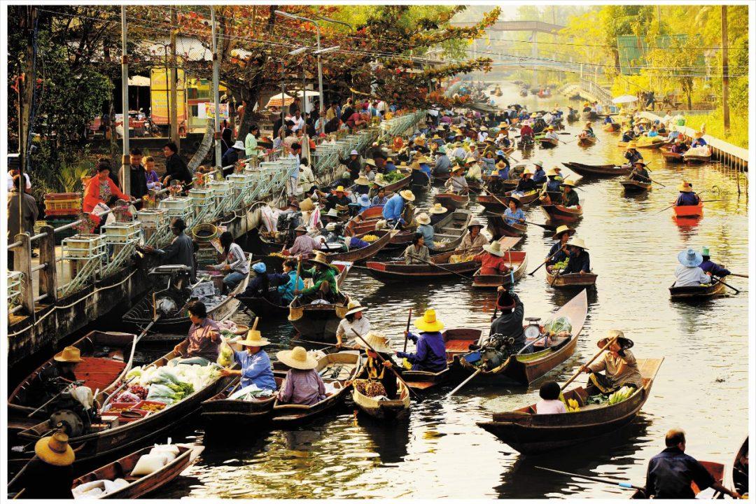Bangkok, il fiume salvato
