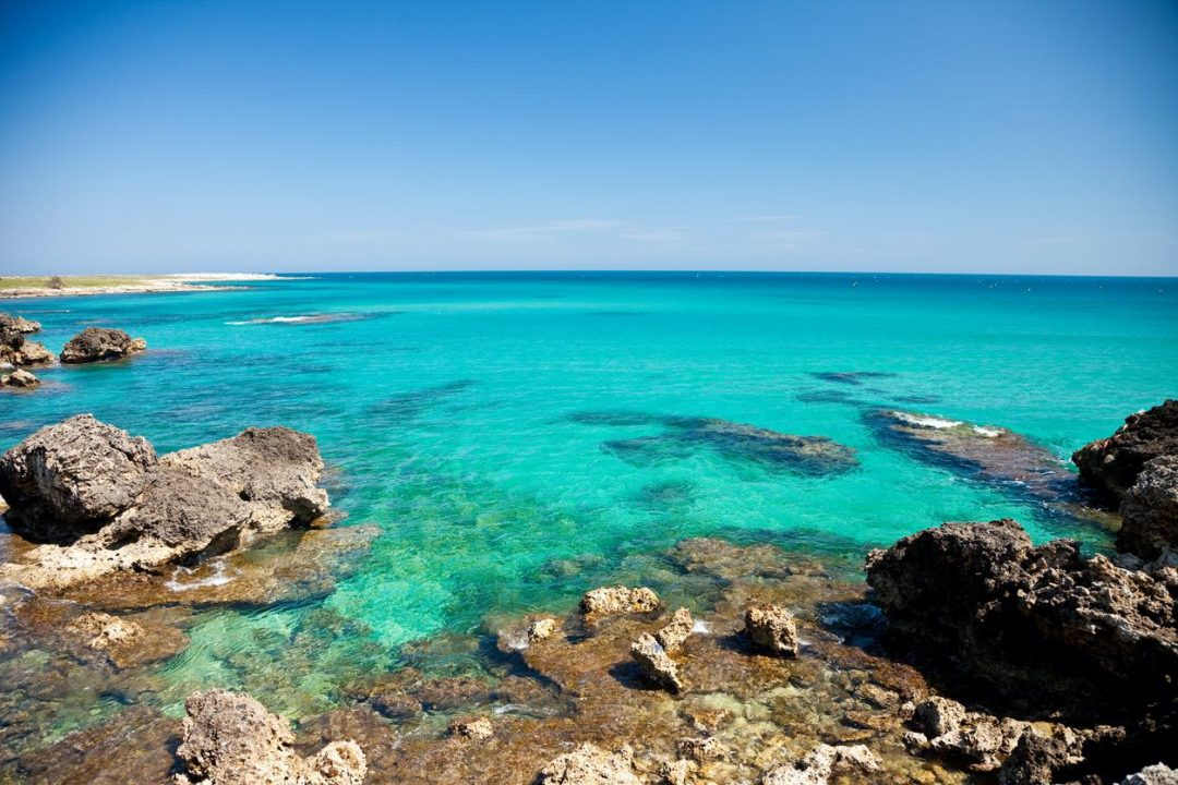 Baia delle Orte, Otranto