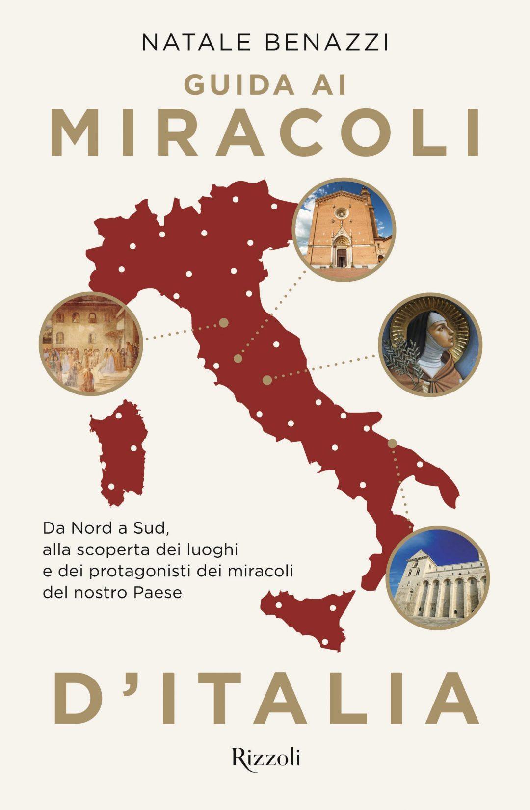 Il libro: Guida all'Italia dei miracoli
