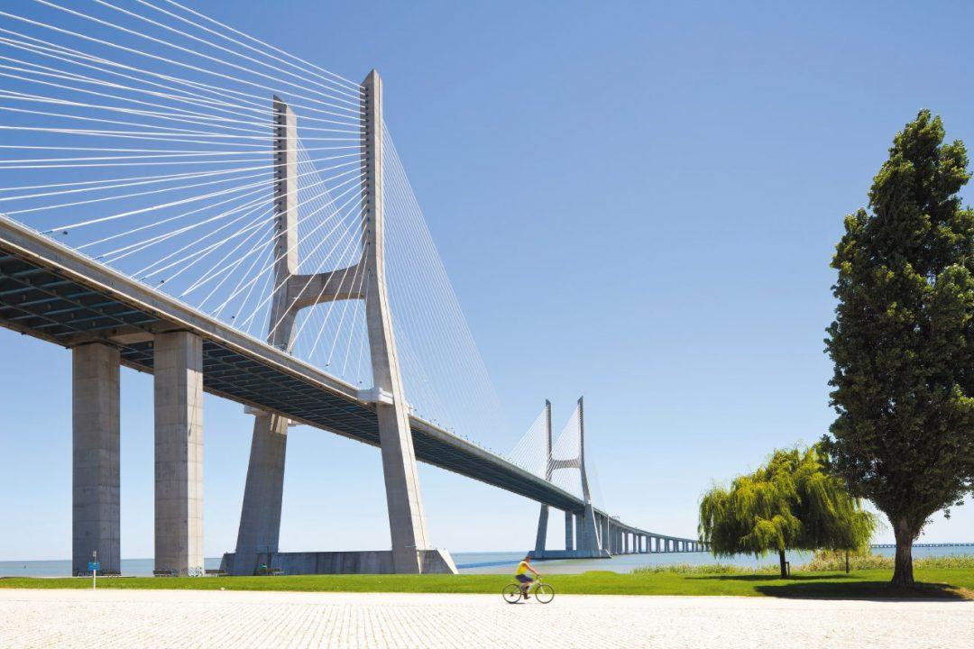 Lisbona, il futuro a pedali