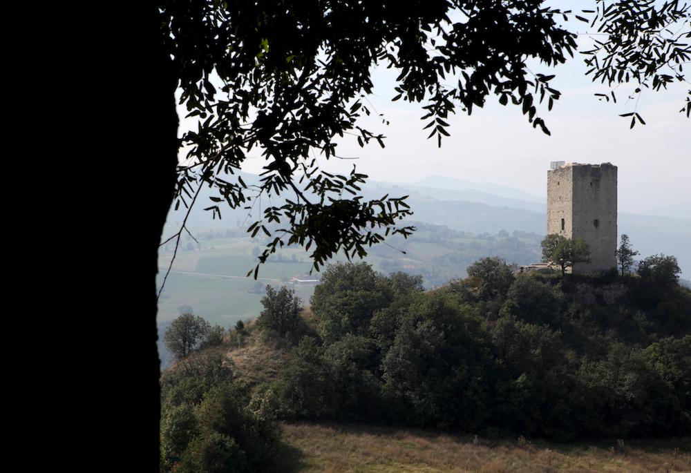 """I """"castelli delle donne"""" nel reggiano"""