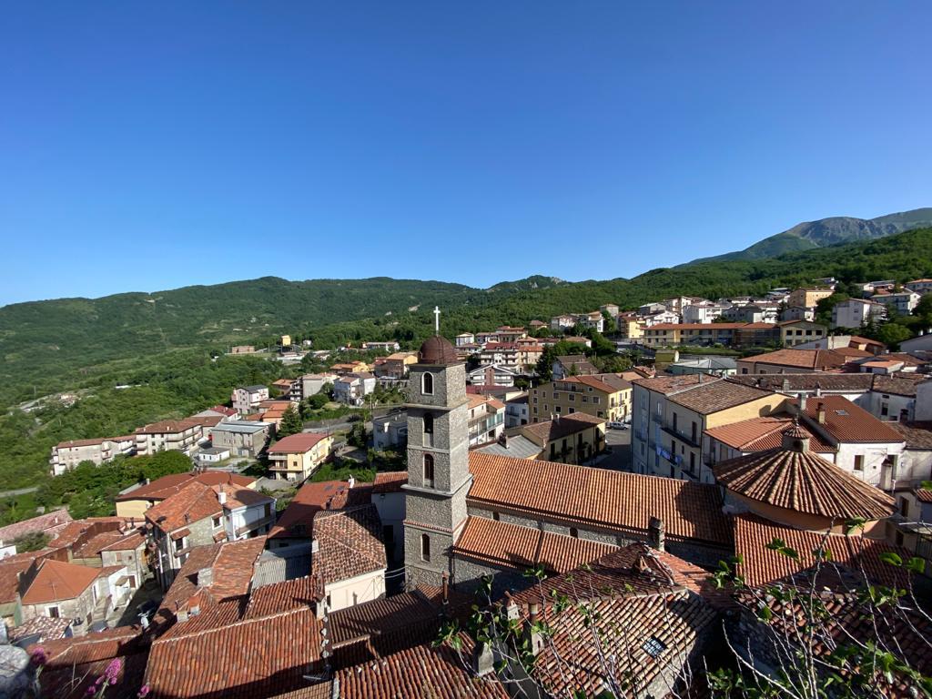 Il borgo di Castelsaraceno