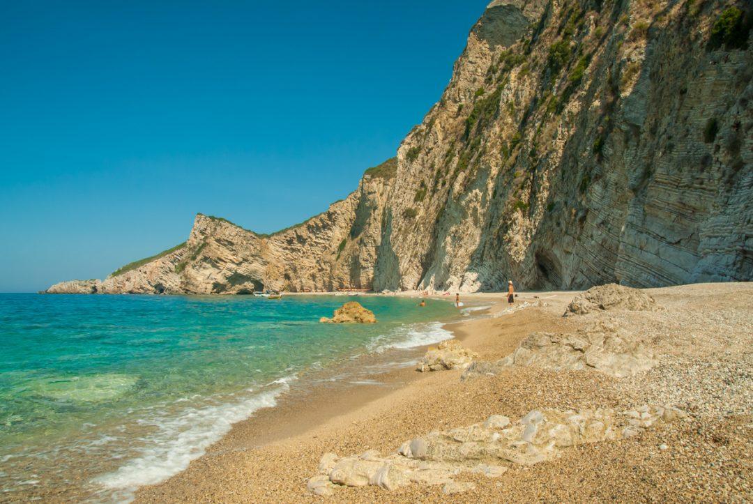 Spiagge Corfù Paradise Beach