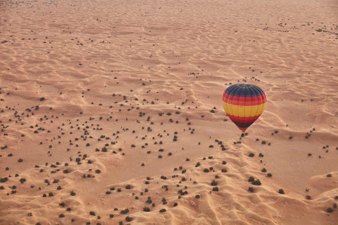 Dubai, Expo e il deserto