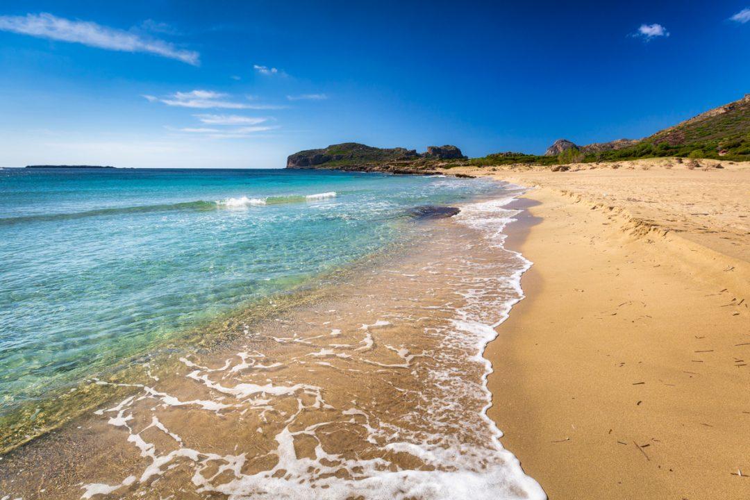 Spiagge Creta Falassarna