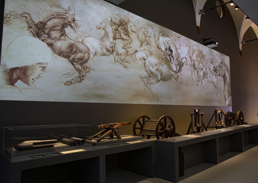 Museo Nazionale Scienza e Tecnologia Leonardo da Vinci Milano