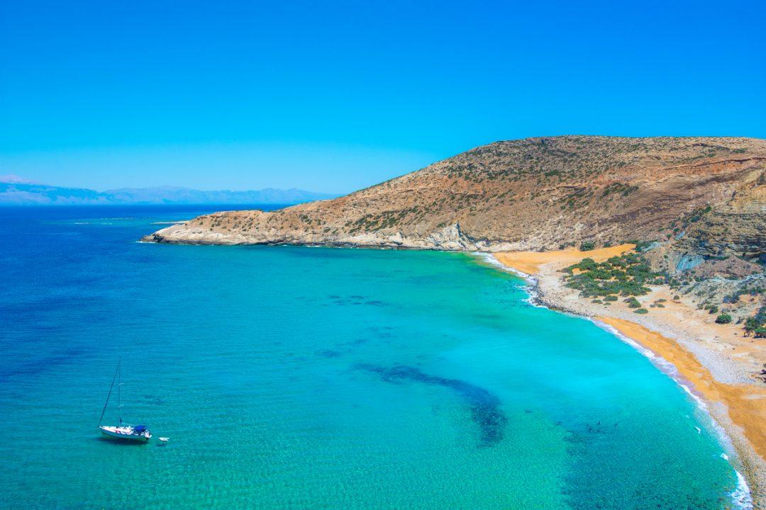 Spiagge Creta isola di Gavdos