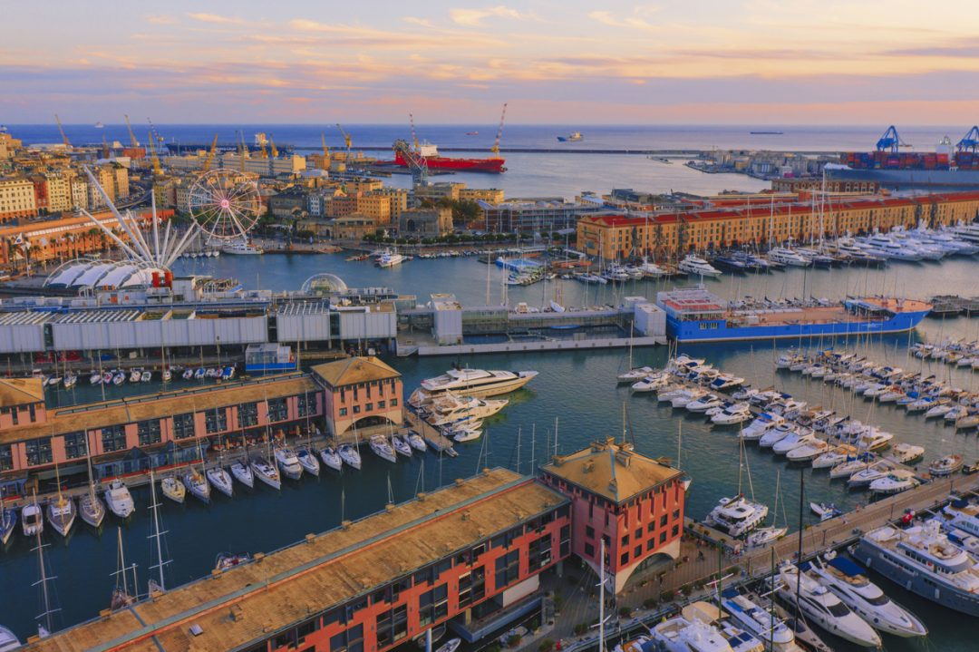 Genova città candidata ad ospitare l'Eurovision 2022