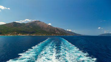 Traghetto Grecia Cefalonia