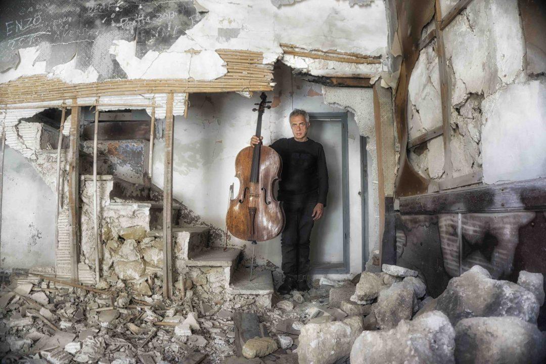 Concerti del violoncellista Giovanni Sollima, 31 agosto e 1° settembre