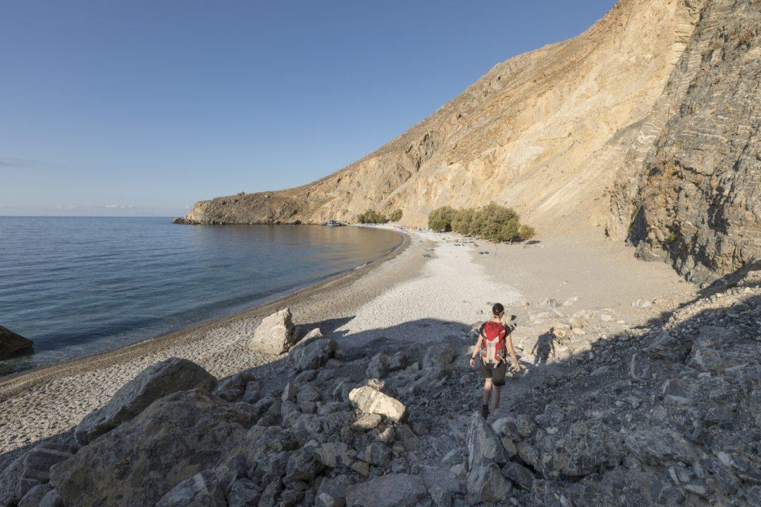 spiagge Creta Glika Nera