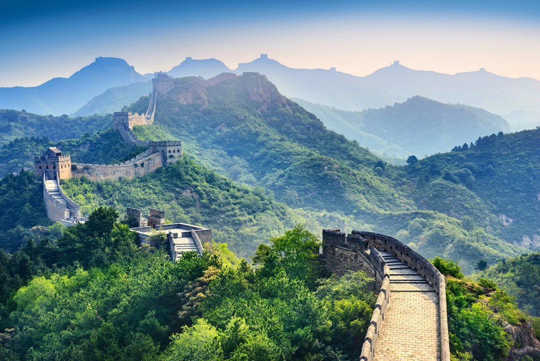 7 meraviglie del mondo moderno: Grande Muraglia cinese